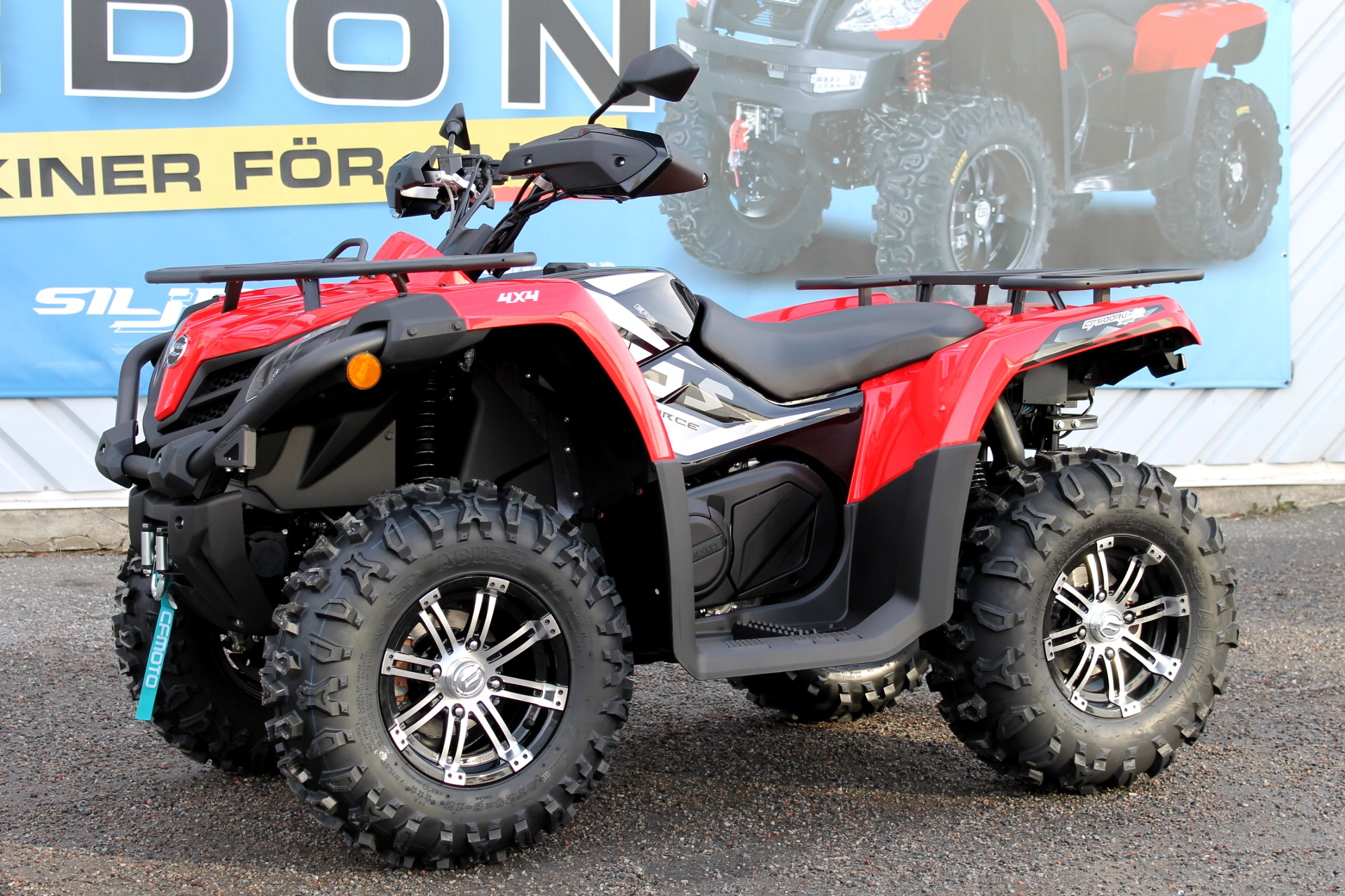 CF MOTO C FORCE 520 EPS EFi 4X4