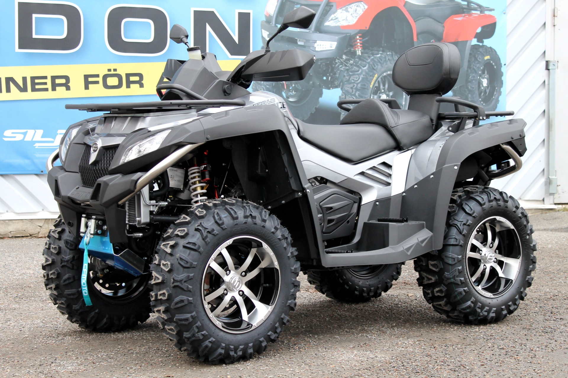 CF MOTO C FORCE 820 EFI EPS 4X4