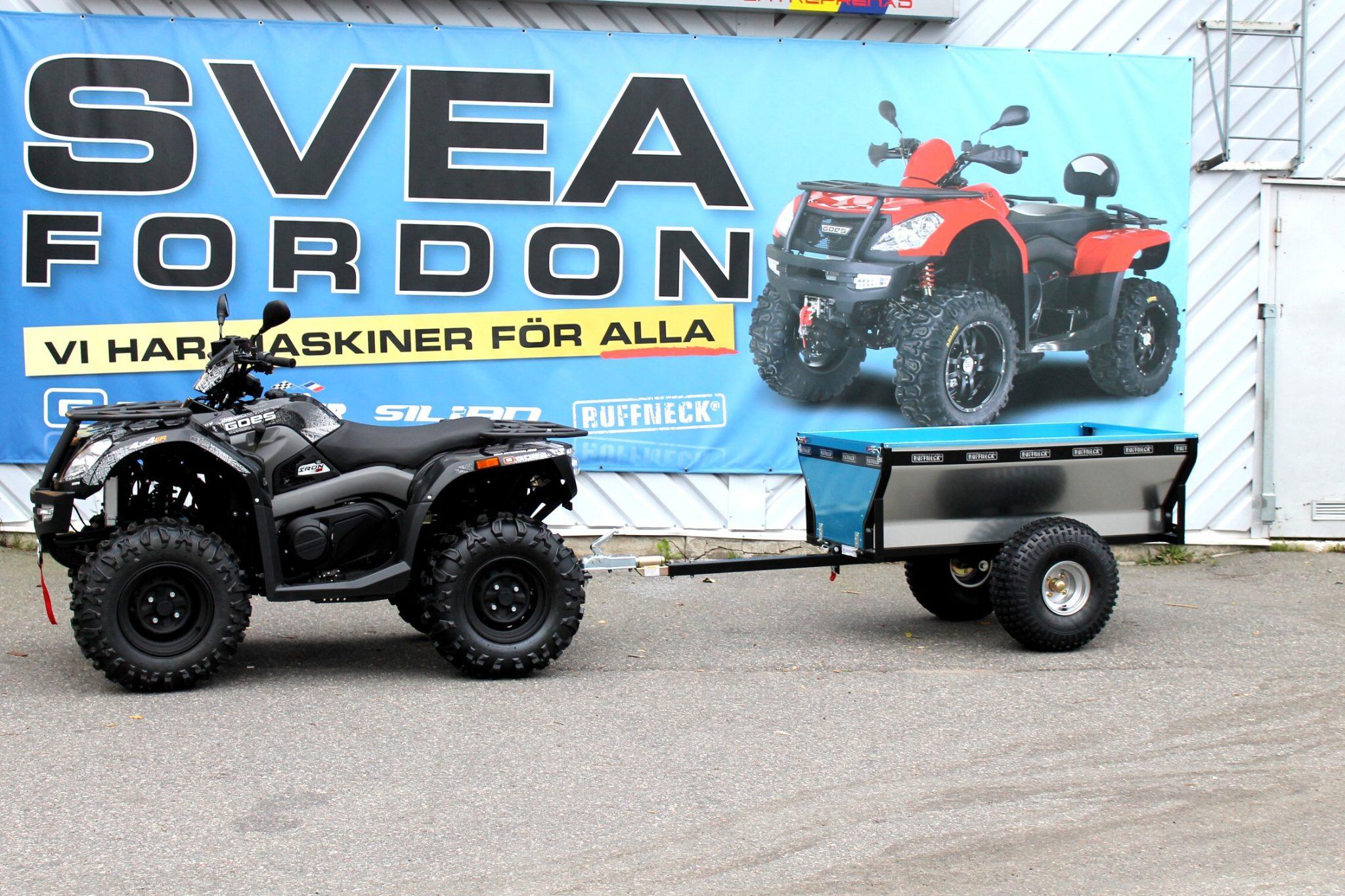 Gårdsvagn Med Tipp ATV