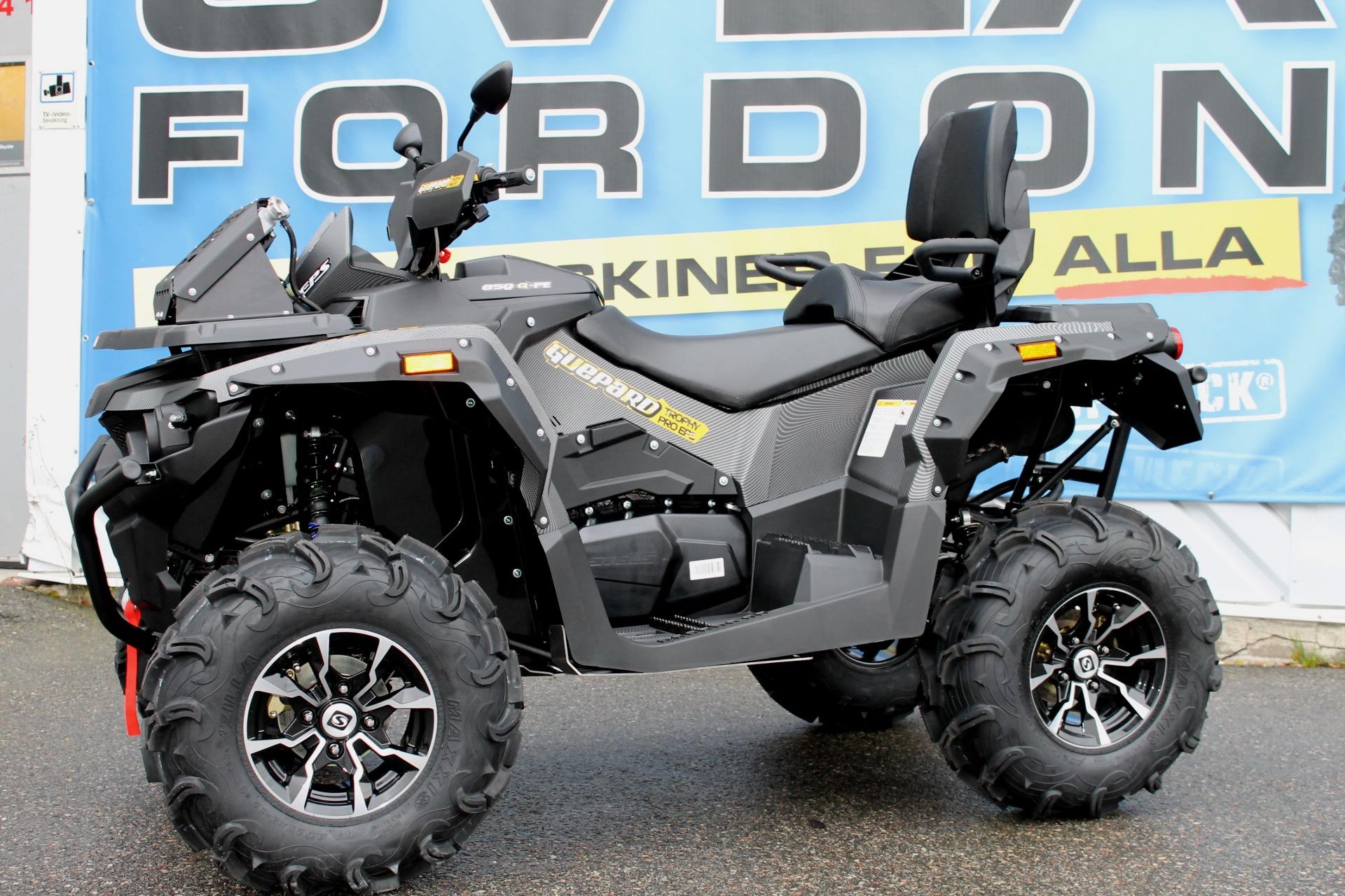 STELS ATV 850G Trophy Pro 4×4 | Demo