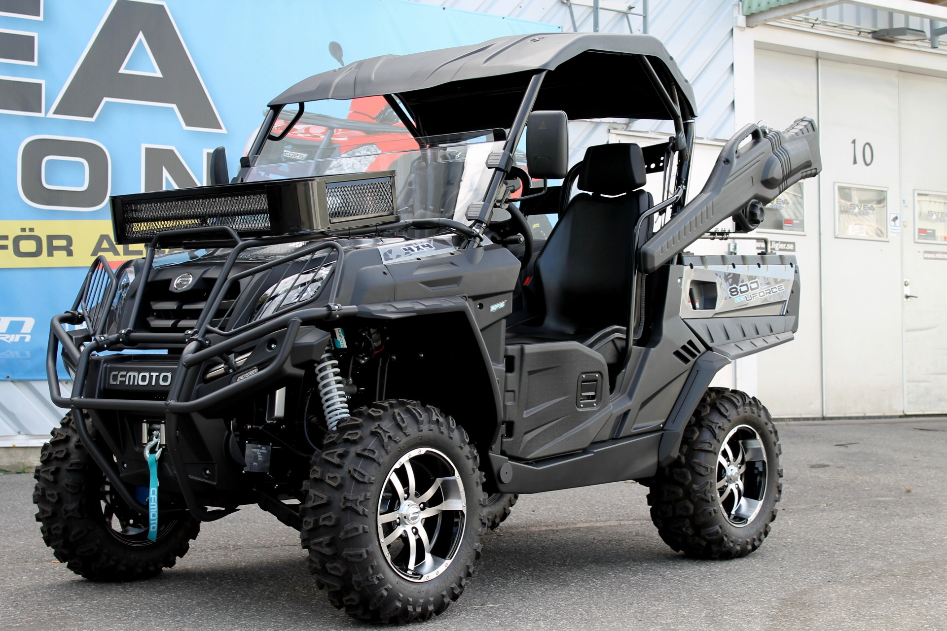 CF Moto U-Force 800 EFi EPS 4X4 WILDBOAR