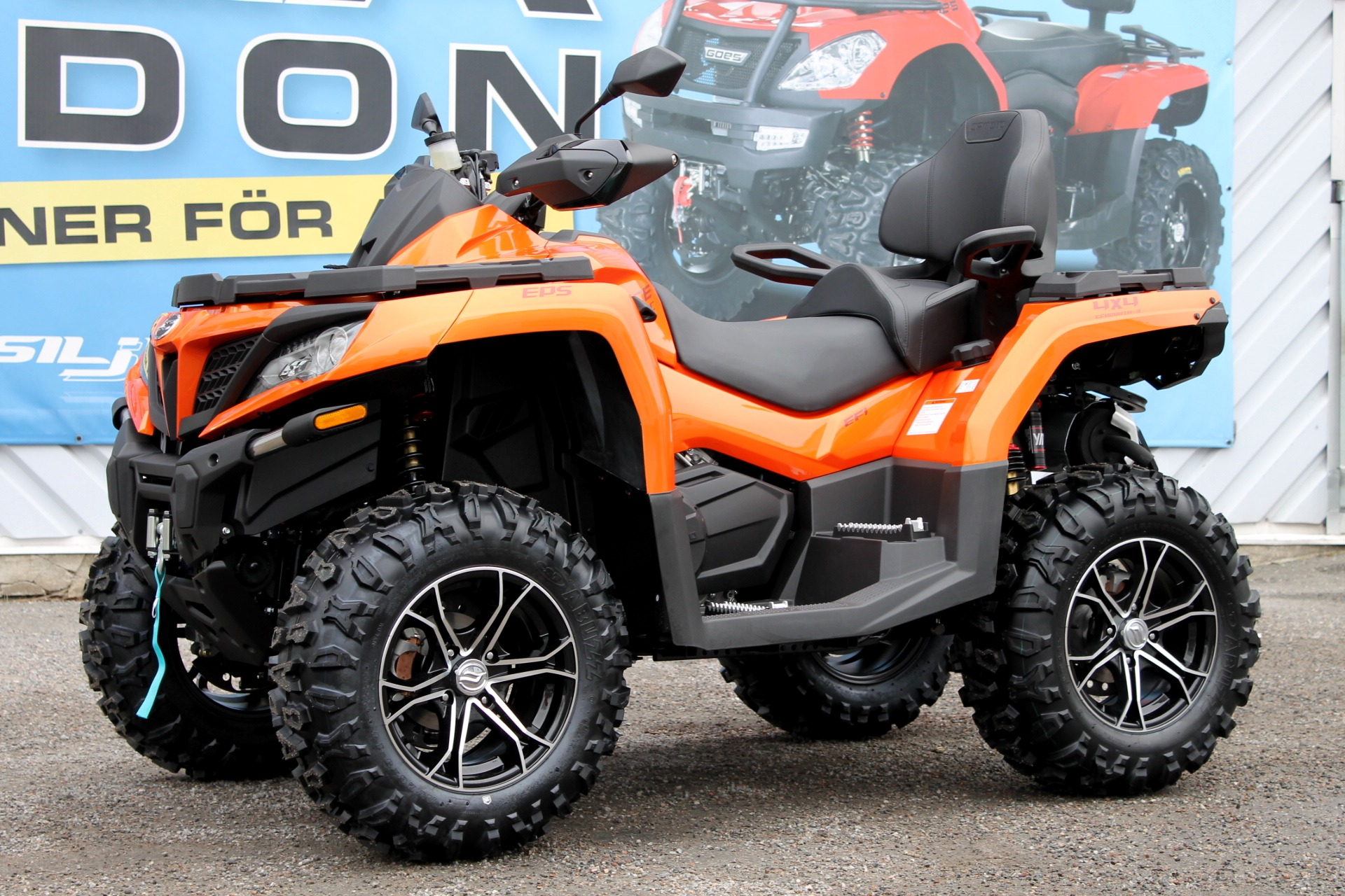 CF MOTO C FORCE 850XC EFI EPS 4X4