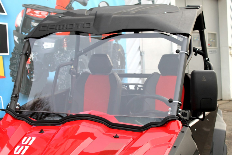 CF Moto Z-Force 550/800/1000 Helruta