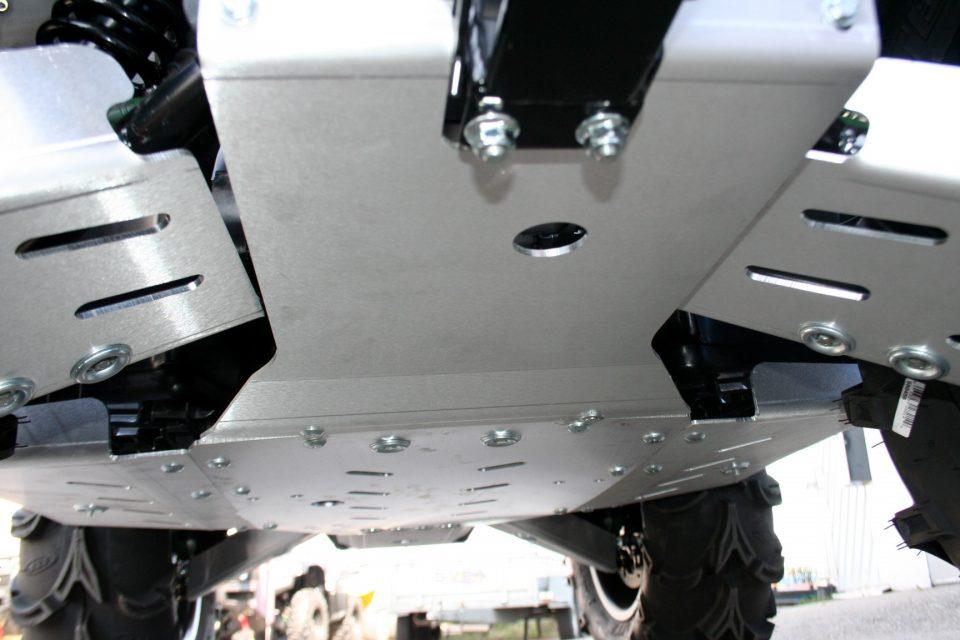 Hasplåtspaket Aluminium Goes Iron/Cobalt