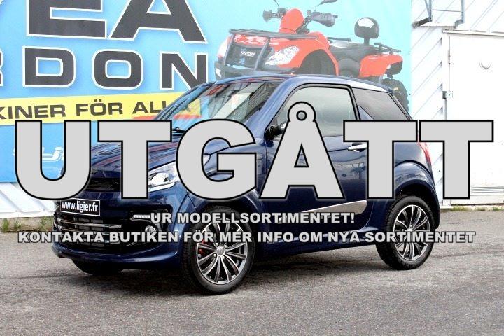 Ligier Mopedbil JS50 Elegance+