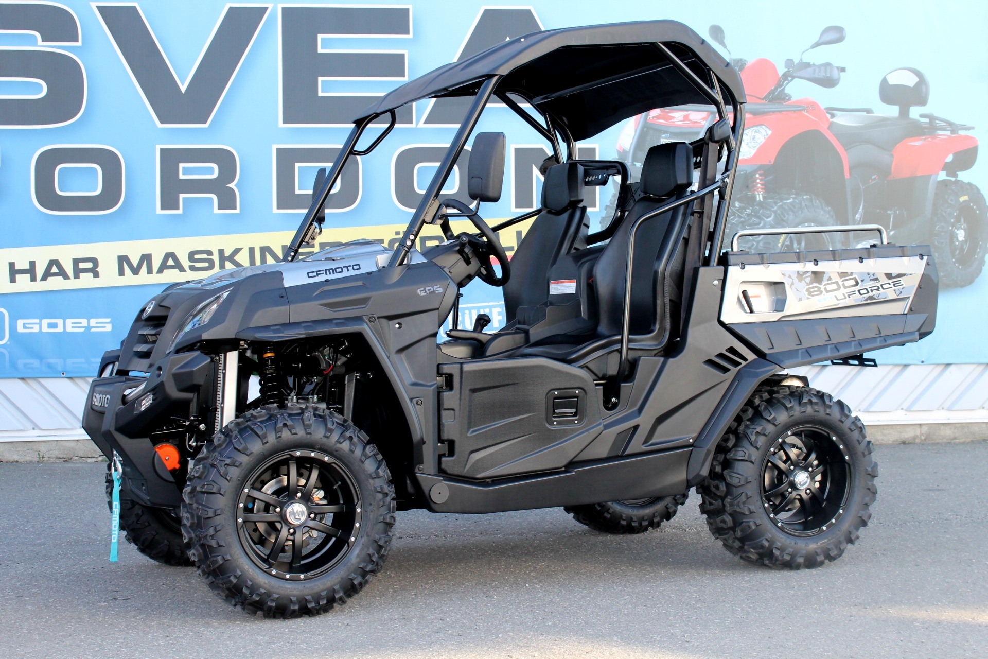 CF Moto U-Force 800 EFi EPS 4×4