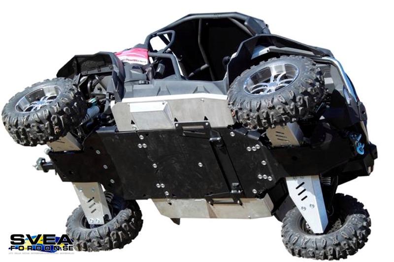 CFMoto Skid Plate Z-Force 50/50 Plast/Alu