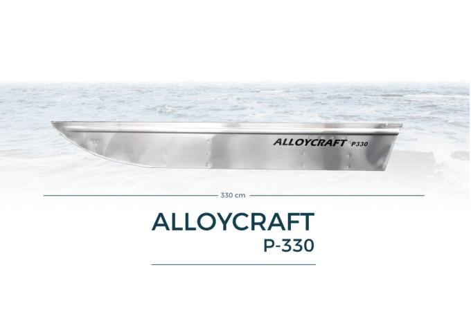 ALLOYCRAFT P330 Aluminiumbåt
