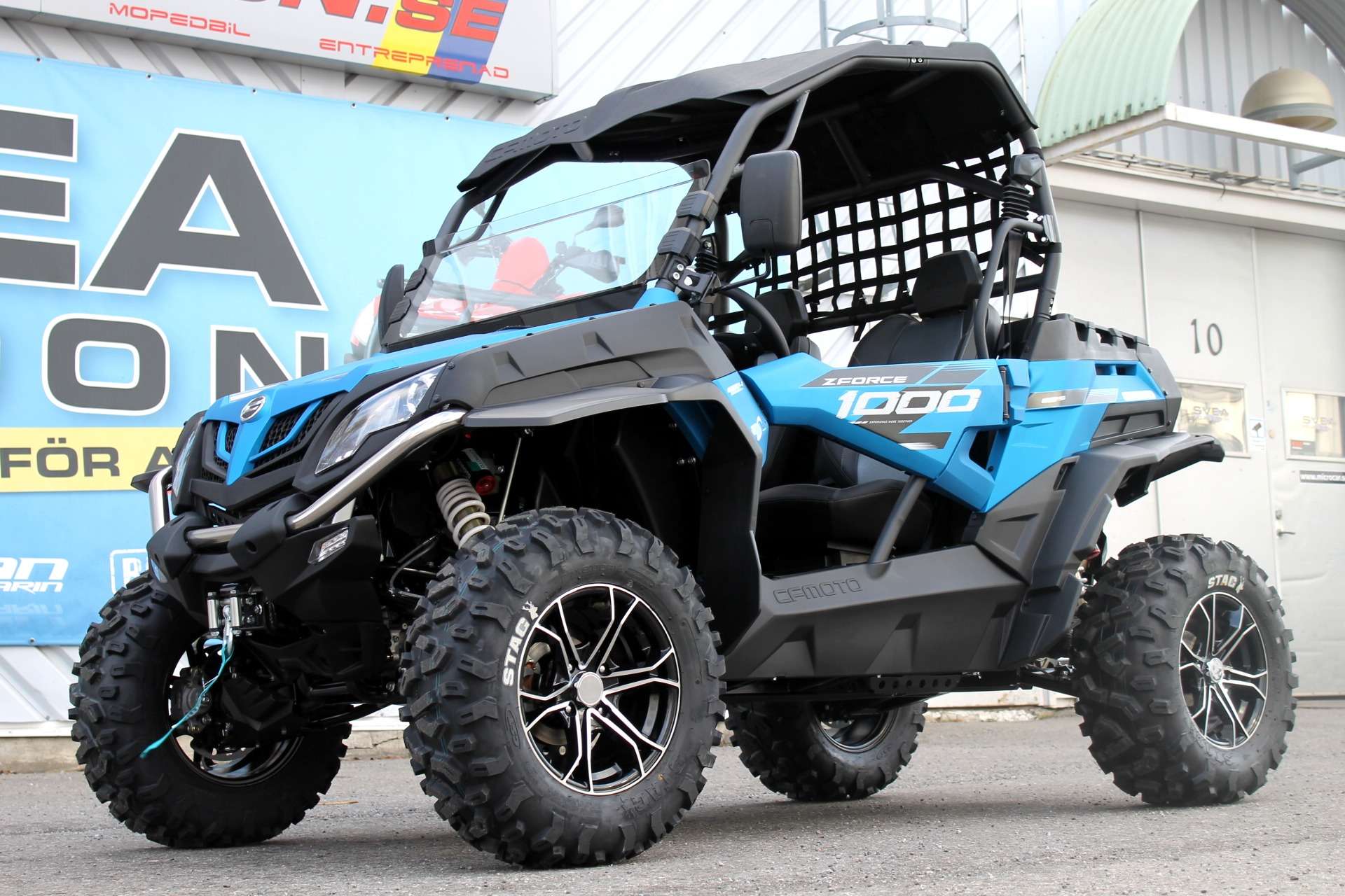 CF Moto Z-Force 1000 EFi EPS 4×4