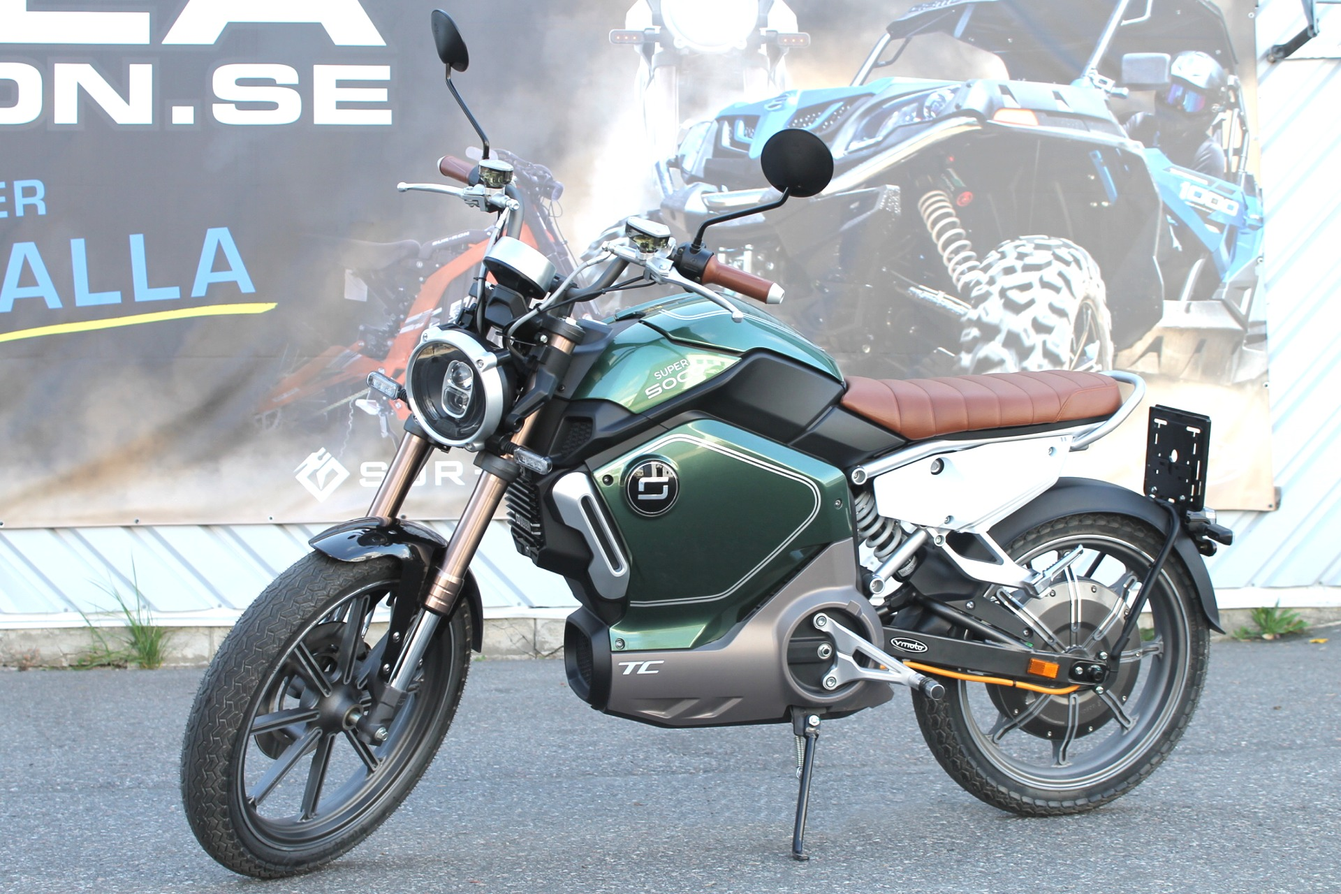 Elmoped Super Soco TC
