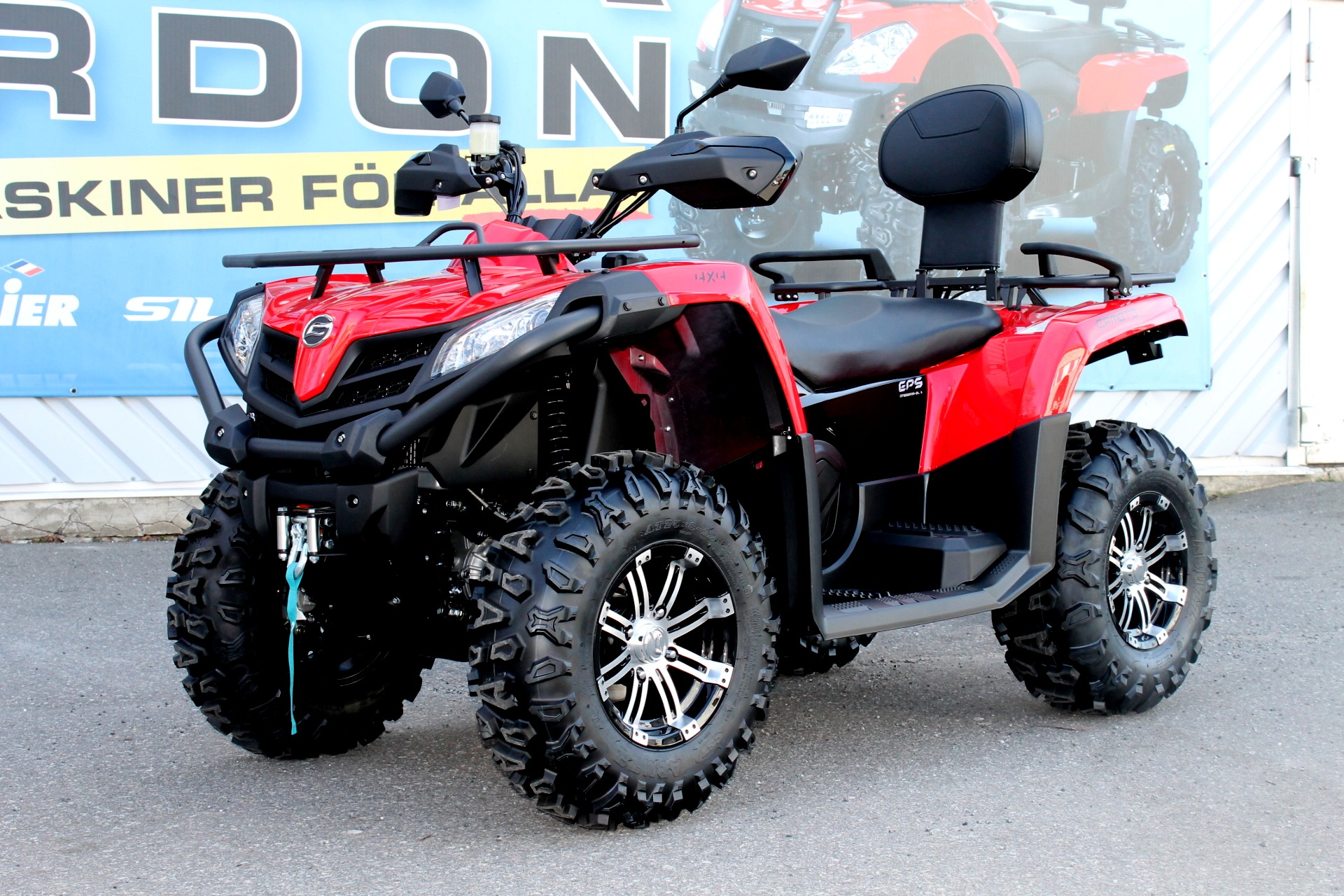 CF MOTO C FORCE 520 L EPS EFI 4X4