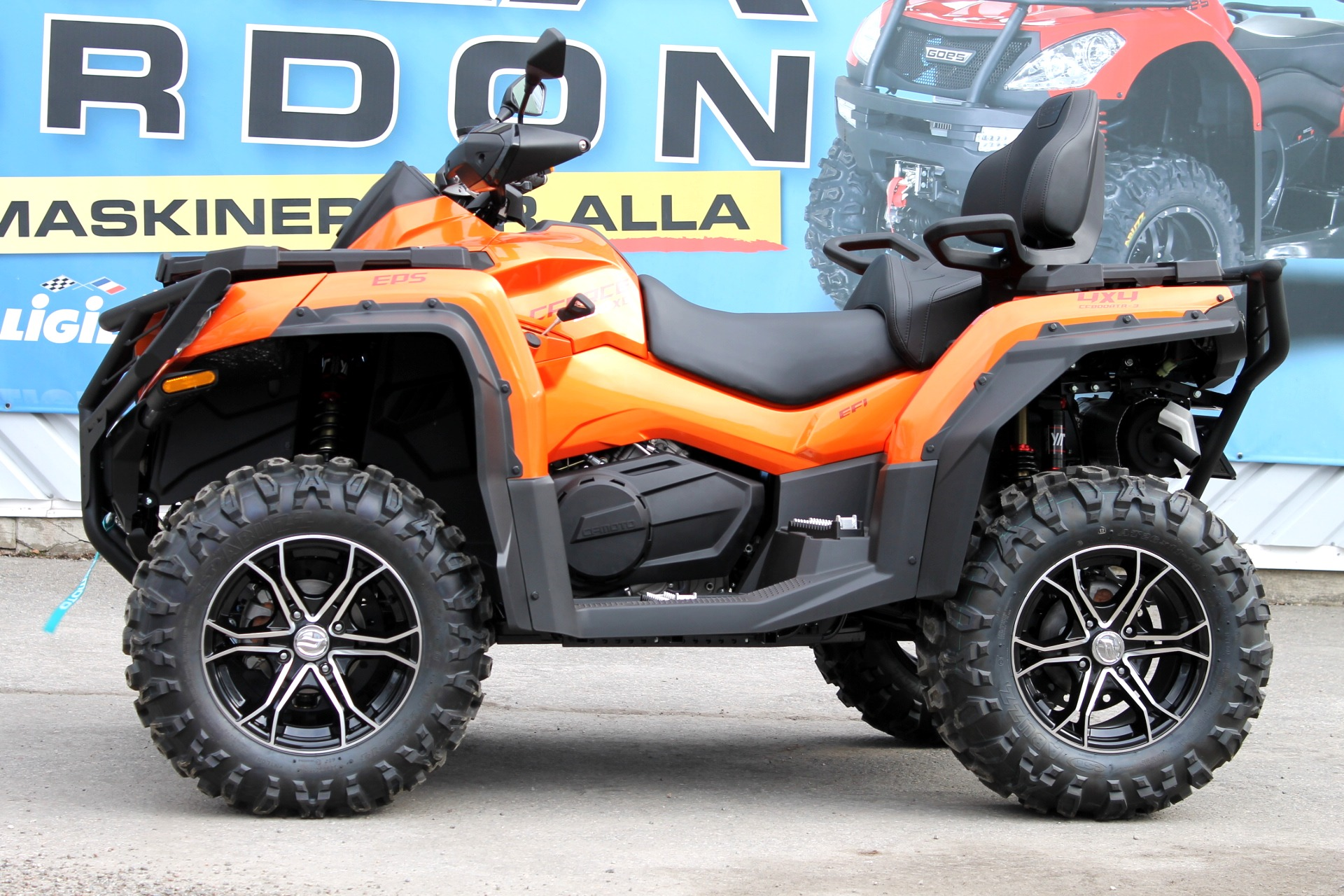 CF MOTO C FORCE 850XC 4X4 SVEA EDT