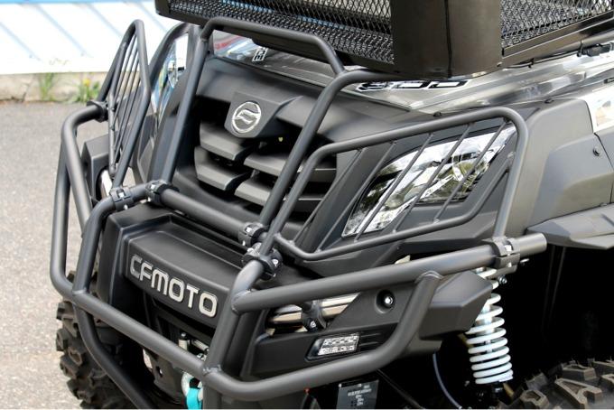 CF Moto U-Force Wildboar Front Bumper