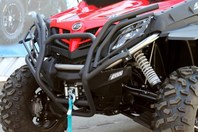 CF Moto Z-Force 550/800/1000 HD Front Bumper