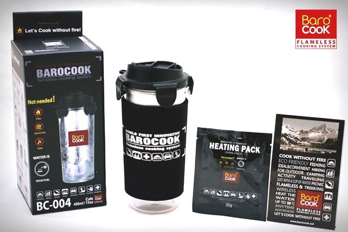 BaroCook Mugg 400