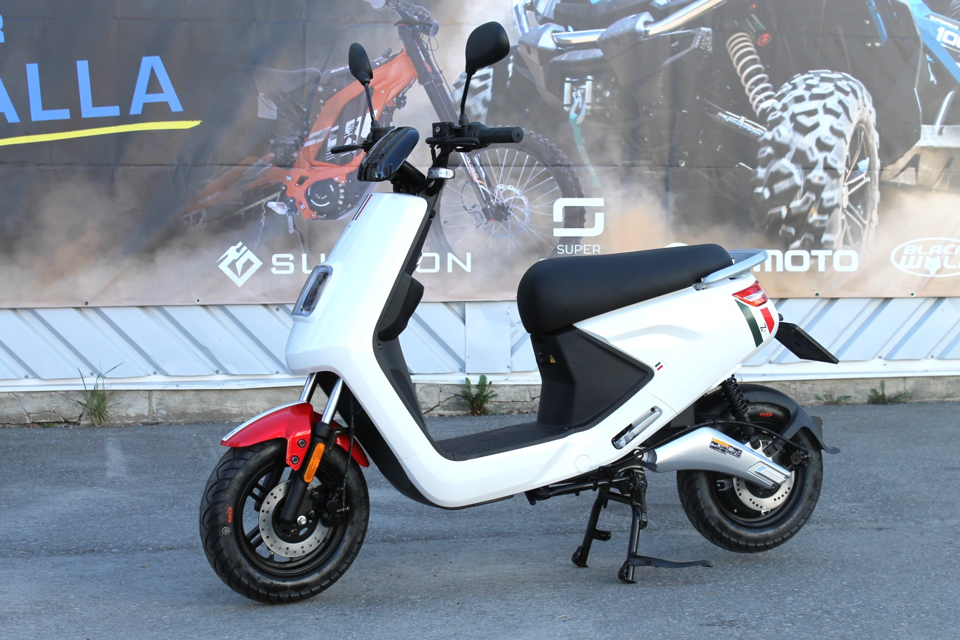 Elmoped LV Scooter S4