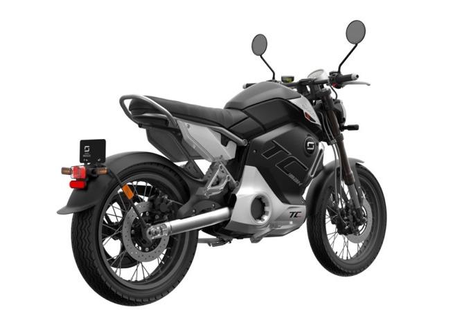 El Motorcykel Super Soco TC Max