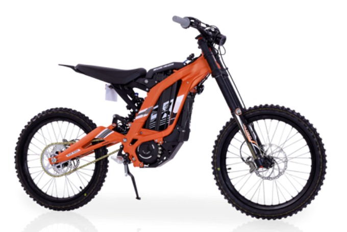 El Cross Sur-Ron Light Bee X Offroad