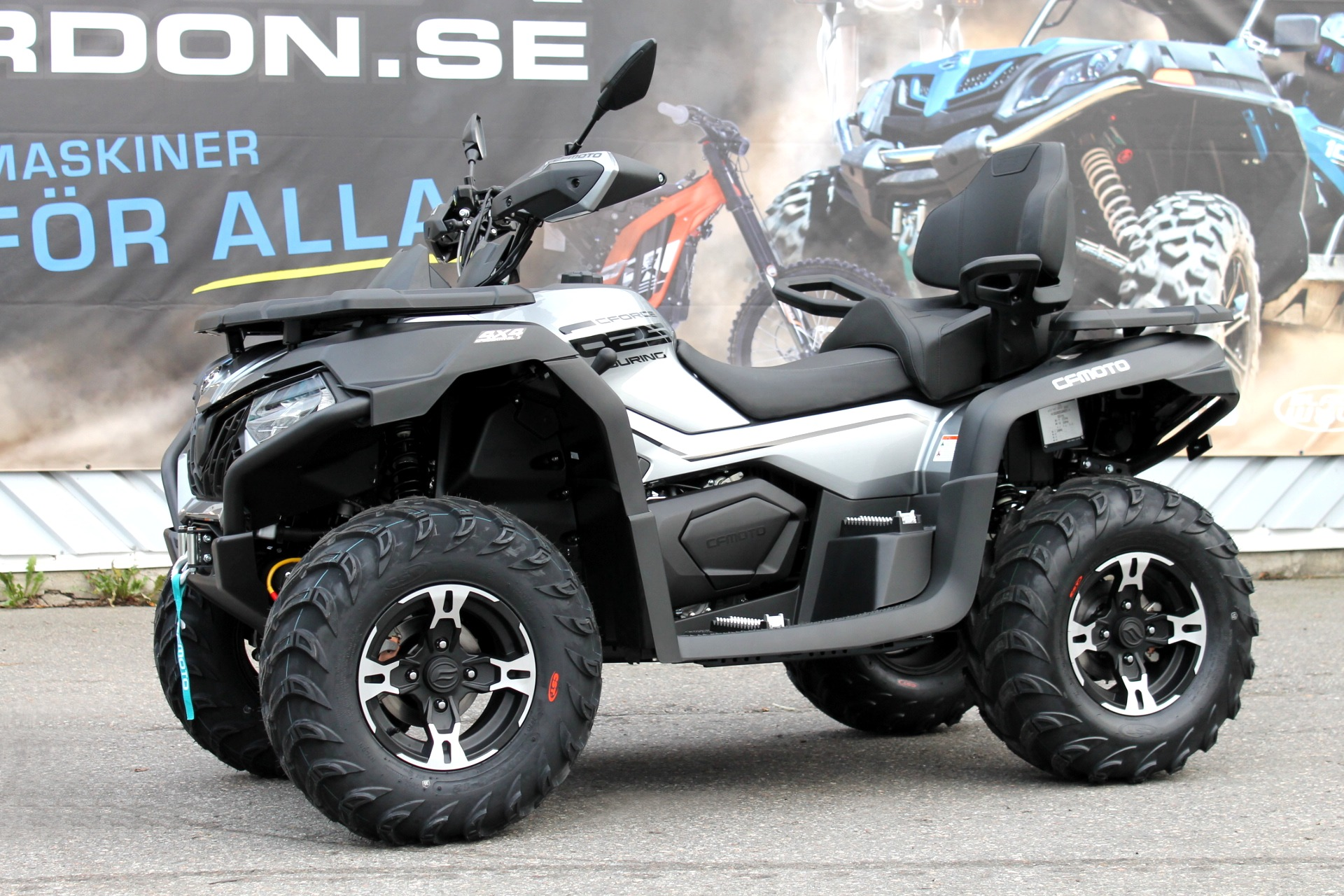 CF MOTO C FORCE 625 L EFI EPS 4X4
