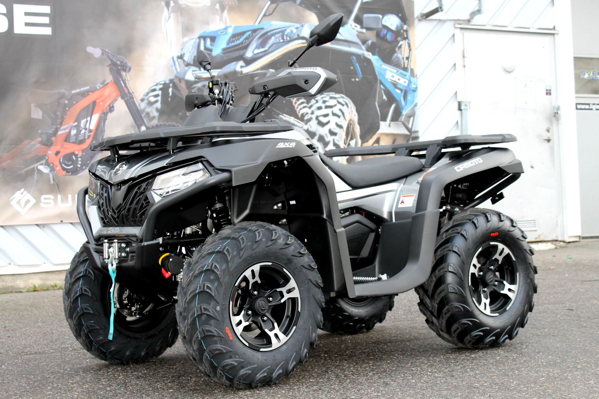 CF MOTO C FORCE 625 EFI EPS 4X4