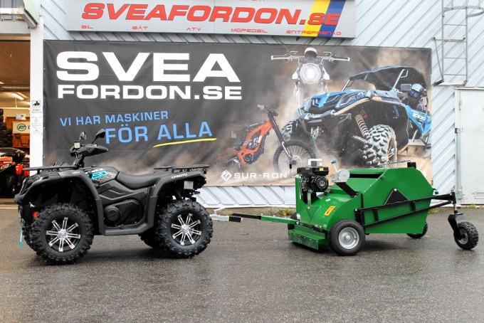 Sweeper ATV & UTV