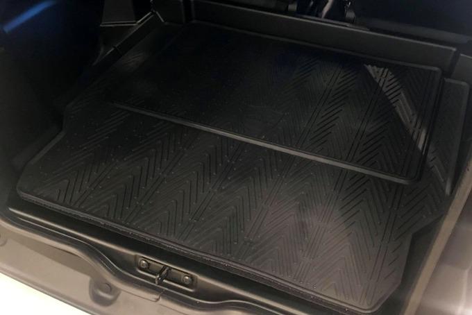 Bagagerums Matta Mopedbil