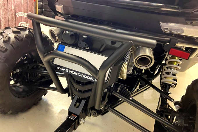 CFMoto 1000 Z-Force Sport Bakbåge