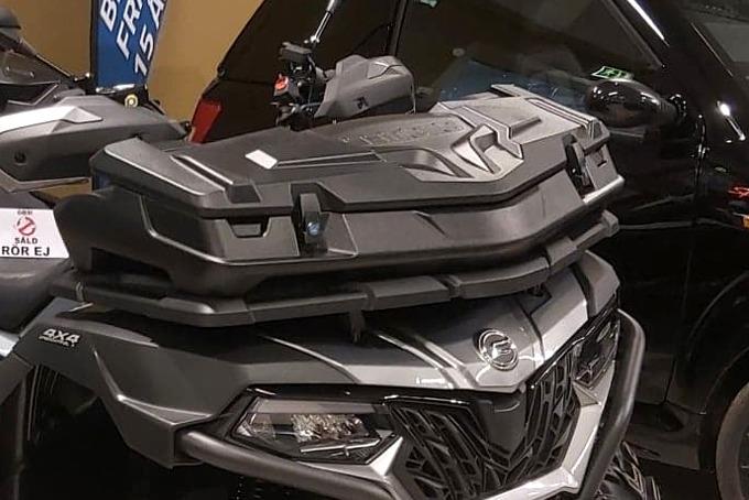 ATV Box Fram CFMoto 625