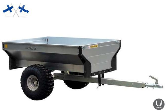 Gårdsvagn Med Tipp Ultratec