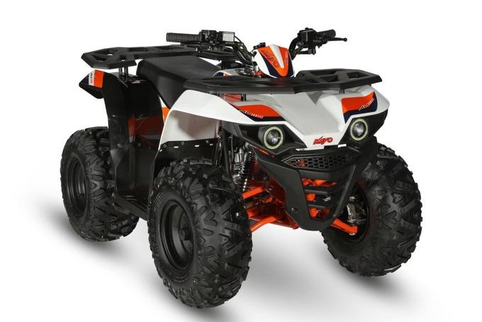 Kayo Racing AU 110 Utility