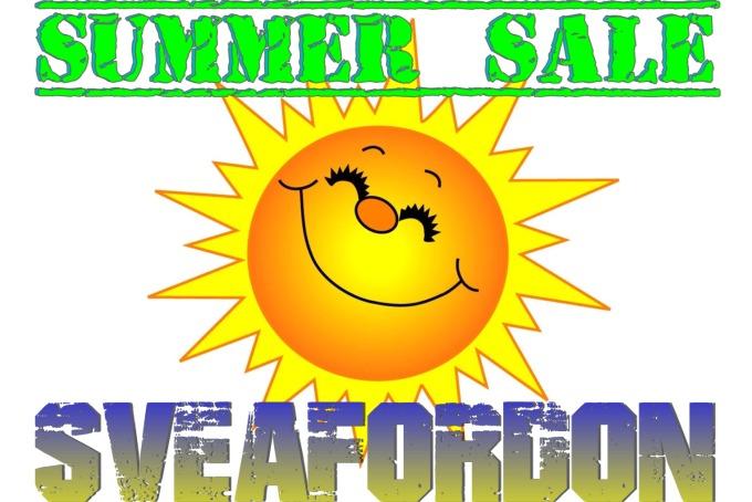 Svea Summer Sale = $$$