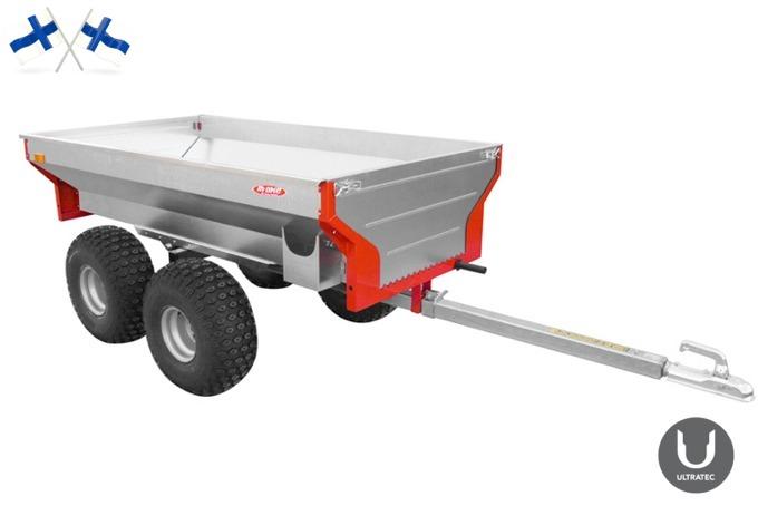 Boggievagn Med Tipp Ultratec