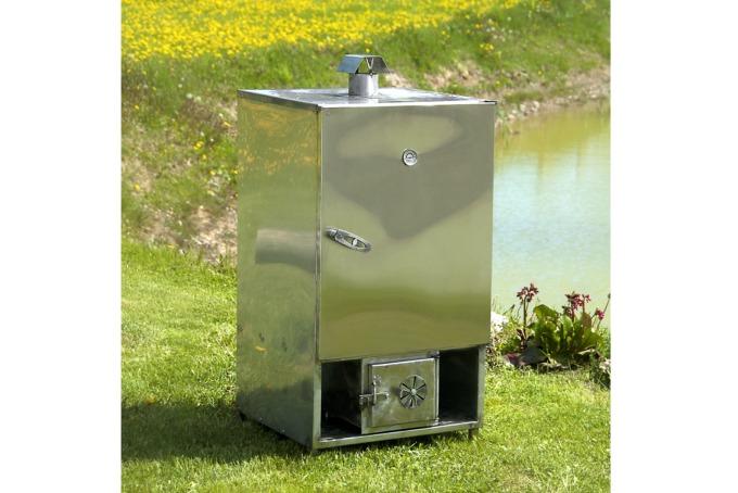 ABAS SmokeHouse Rostfri 200L