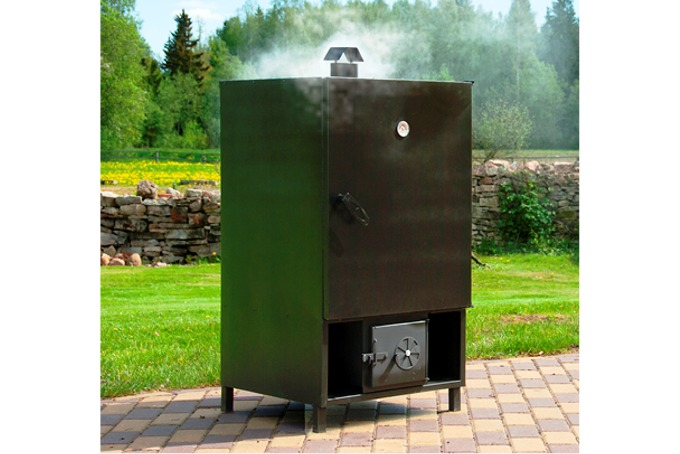 ABAS SmokeHouse 200L