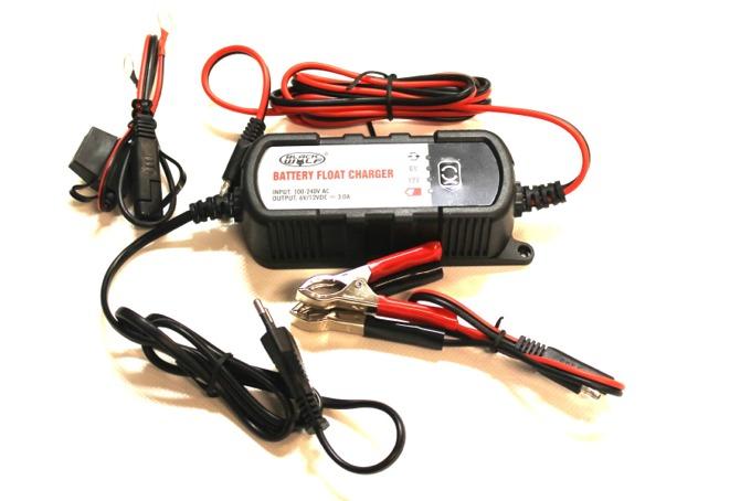 Batteriladdare 3,0 Ah