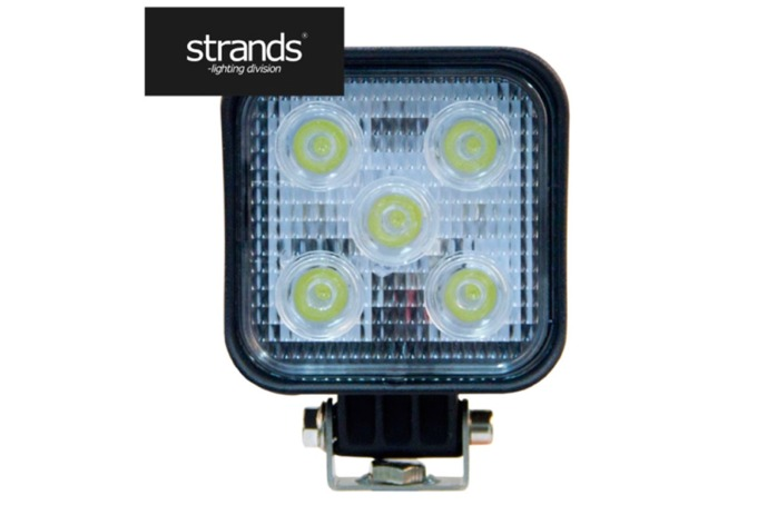 LED Arbetslampa Epistar Mini Strands