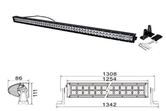 LED Ramp 300W CREE