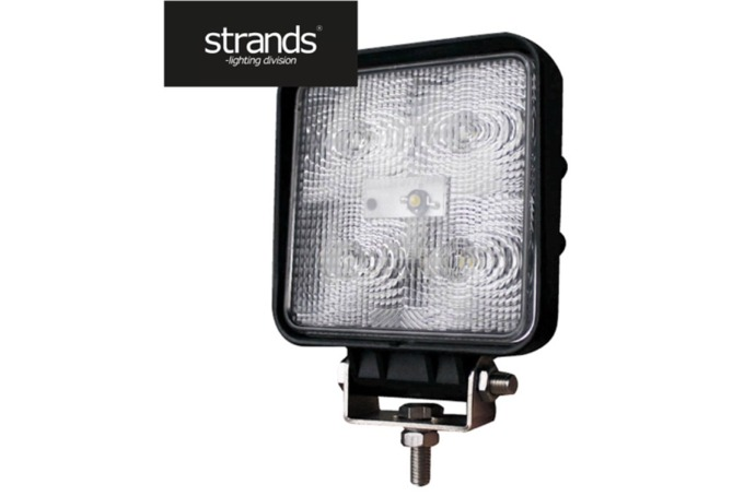 LED Arbetslampa 15W Epistar Strands