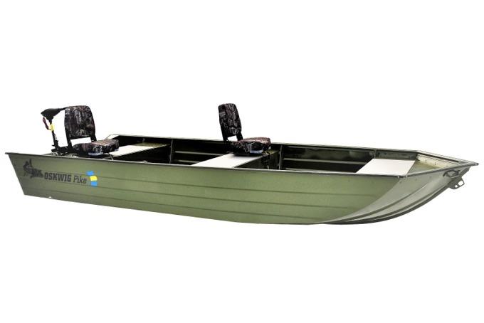 Oskwig Pike Aluminiumbåt