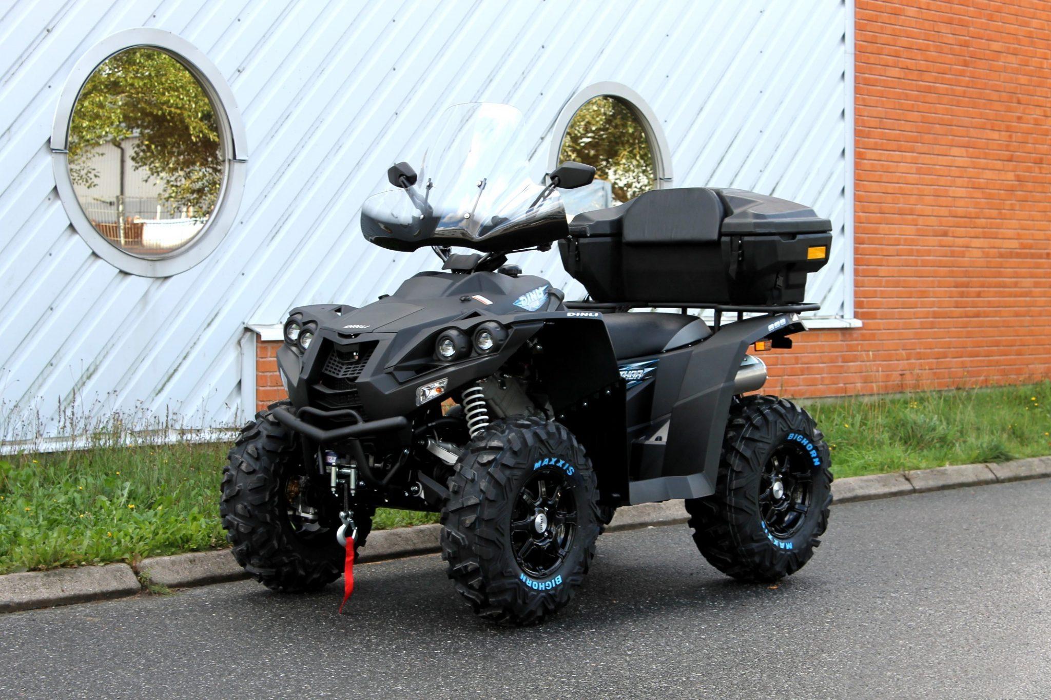 Vindruta Till ATV