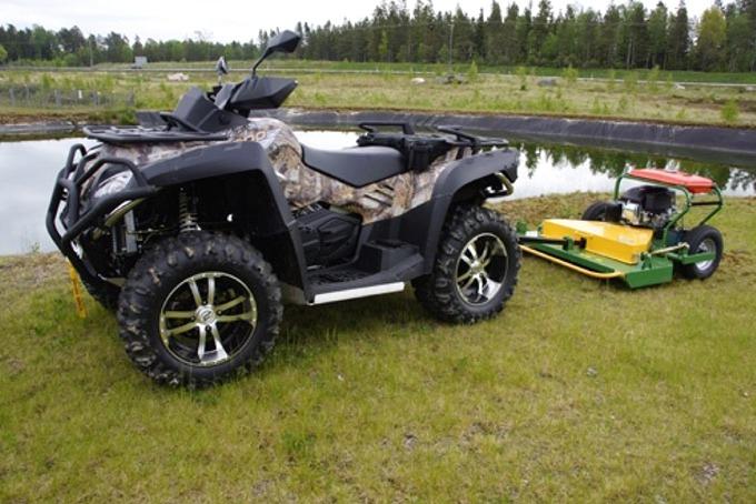 Klippare ATV Lawn 120