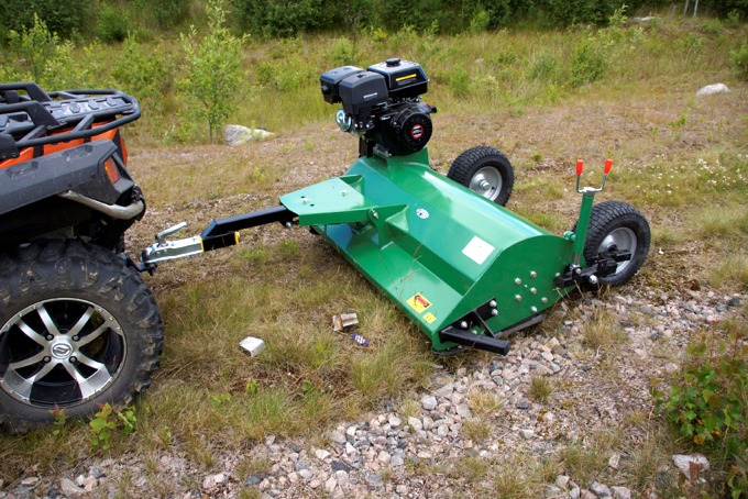 Slaghack ATV Field 120