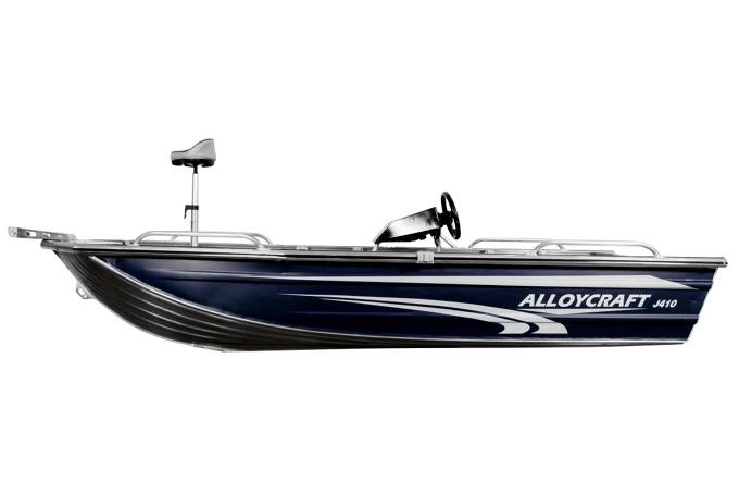 ALLOYCRAFT J410 Aluminiumbåt