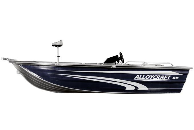 ALLOYCRAFT J455 Aluminiumbåt