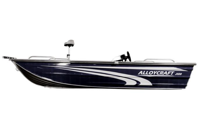 ALLOYCRAFT J500 Aluminiumbåt