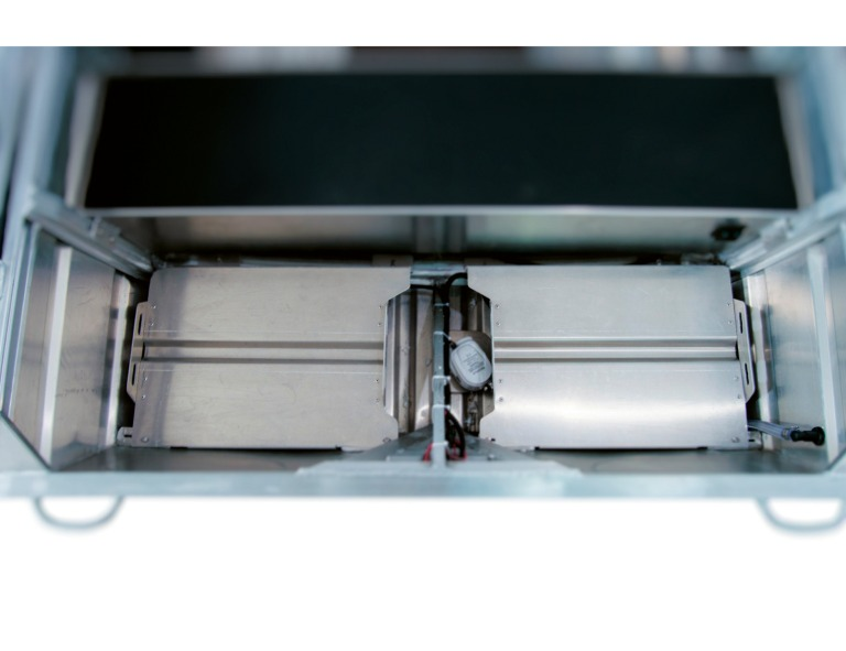AlloyCraft Bensin & Batteri Hylla