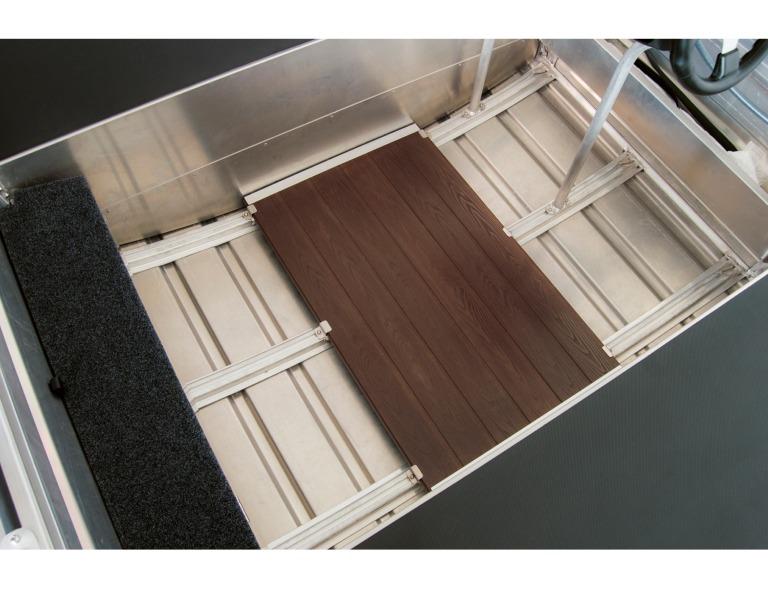 AlloyCraft Timber Floor Delux