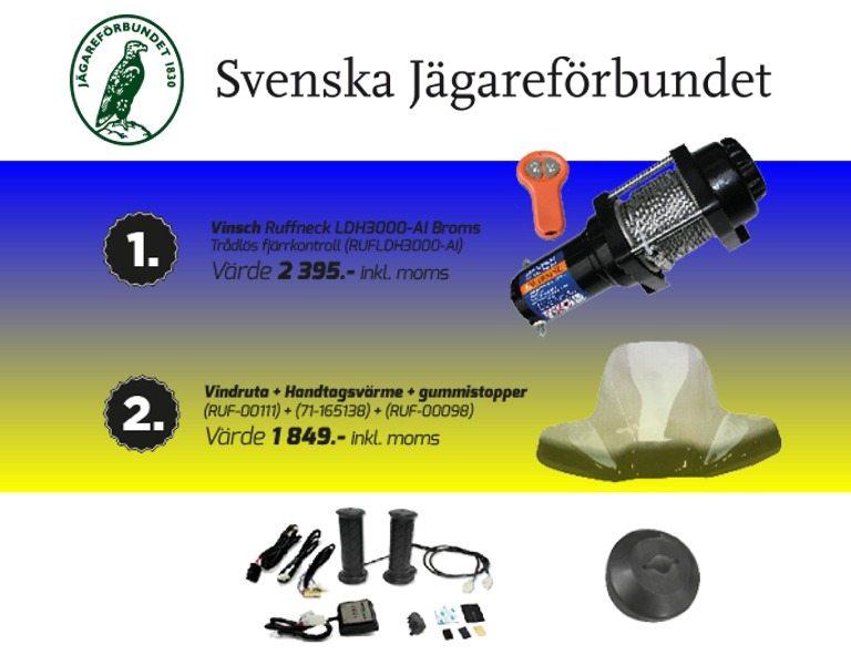 Medlem i Svenska Jägareförbundet?