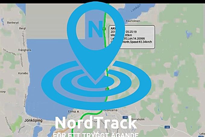 GPS Spårsändare NordTrack