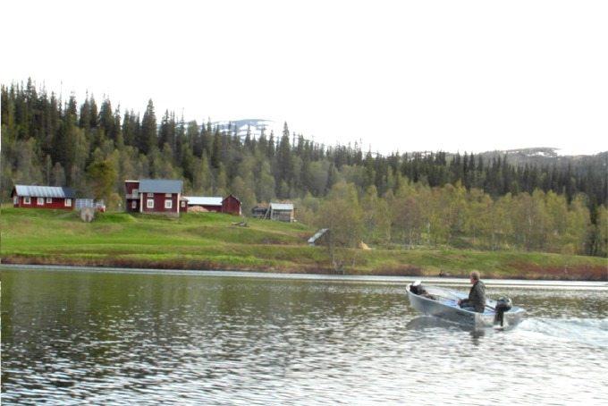 Oskwig 370S Aluminiumbåt